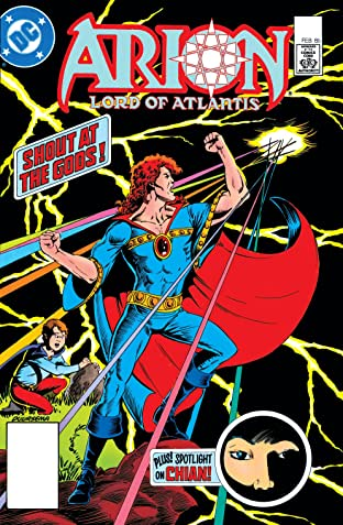 Arion, Lord of Atlantis (1982-1985) #28