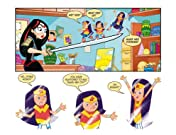 DC Super Hero Girls: Out of the Bottle (2017-) #4