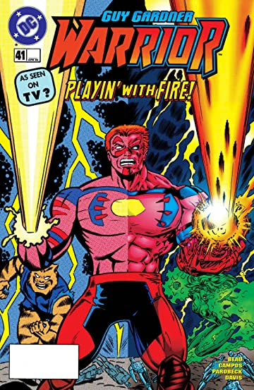 Guy Gardner: Warrior (1992-1996) #41