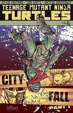Teenage Mutant Ninja Turtles Tome 6: City Fall, Part 1