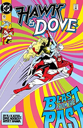 Hawk and Dove (1989-1991) No.13