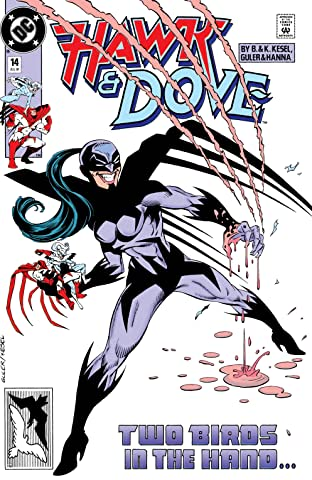 Hawk and Dove (1989-1991) #14