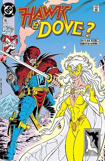 Hawk and Dove (1989-1991) #15