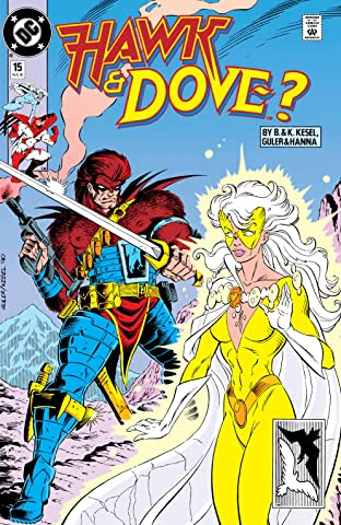 Hawk and Dove (1989-1991) #15