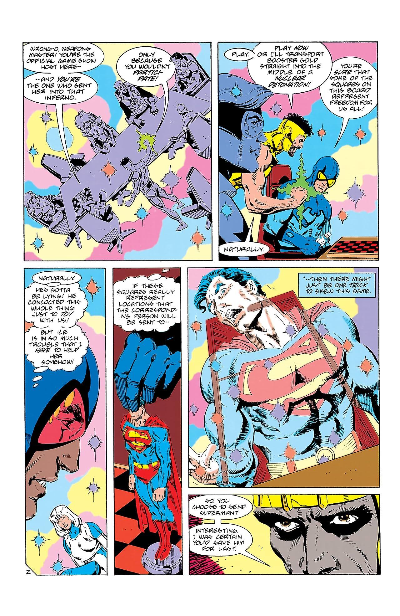 Justice League America (1987-1996) #62