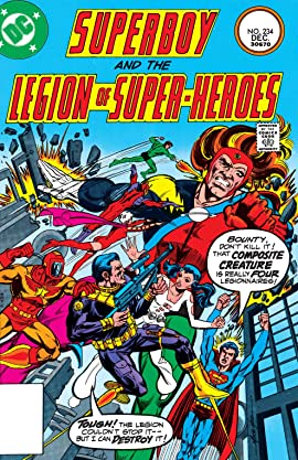 Superboy and the Legion of Super-Heroes (1949-1979) #234