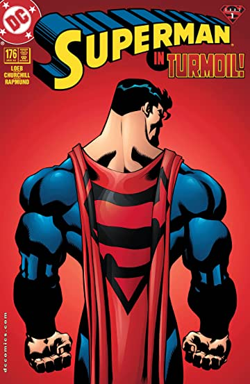 Superman (1987-2006) #176