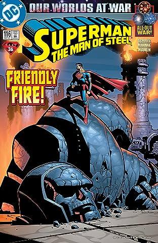 Superman: The Man of Steel (1991-2003) #116