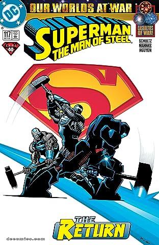Superman: The Man of Steel (1991-2003) #117