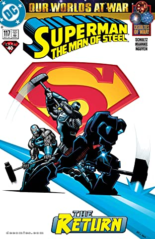 Superman: The Man of Steel (1991-2003) #117
