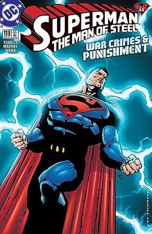 Superman: The Man of Steel (1991-2003) #118