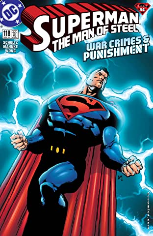 Superman: The Man of Steel (1991-2003) #118