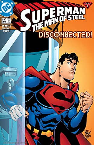 Superman: The Man of Steel (1991-2003) No.120