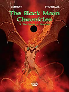 The Black Moon Chronicles Vol. 3: The Marks of Demons