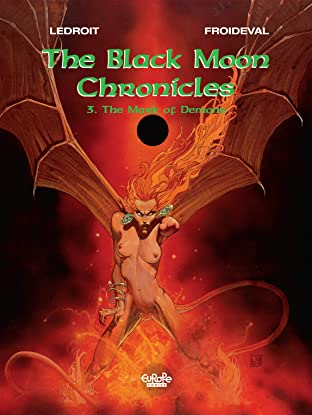 The Black Moon Chronicles Tome 3: The Marks of Demons