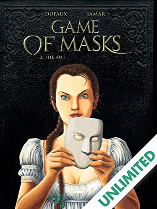 Game of Masks Vol. 2: The Ant
