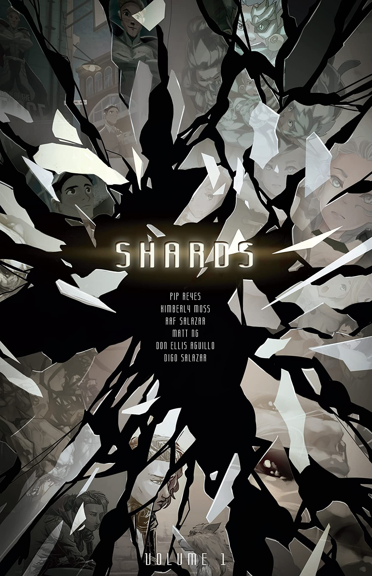 Shards Vol. 1