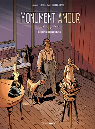 Monument Amour Tome 1