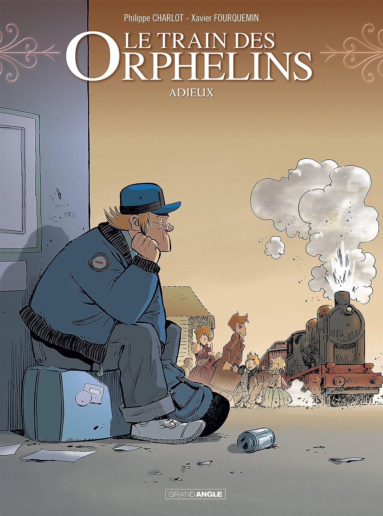Le Train des orphelins Vol. 8: Adieux