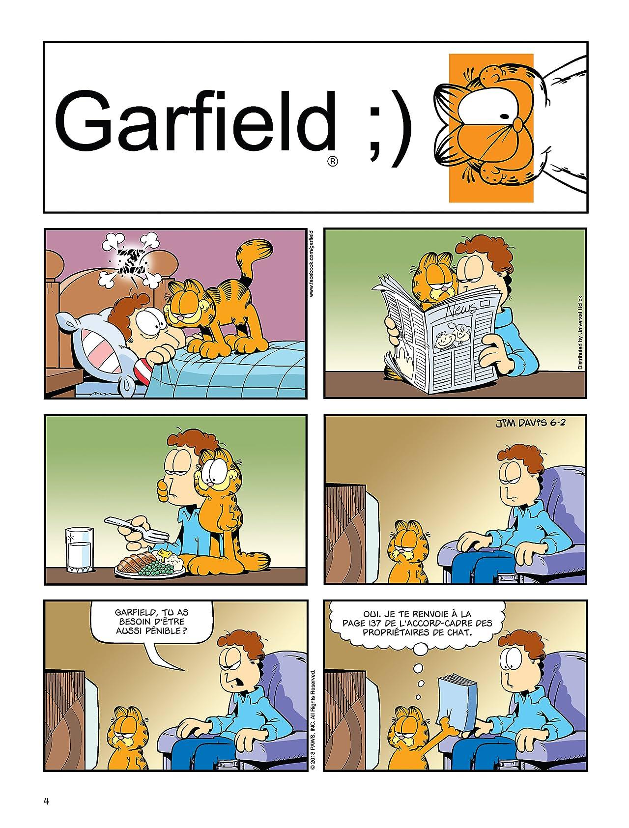 Garfield Vol. 64: Nous prend de haut