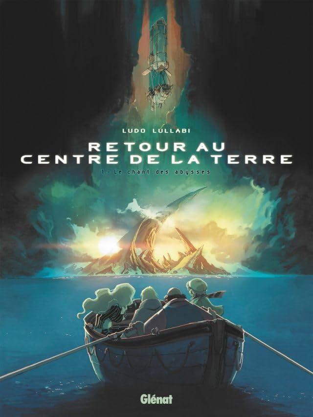 Retour au centre de la Terre Vol. 1: Le chant des abysses