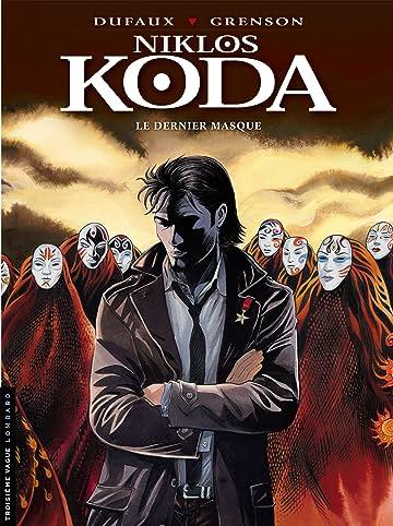 Niklos Koda Vol. 15: Le dernier masque