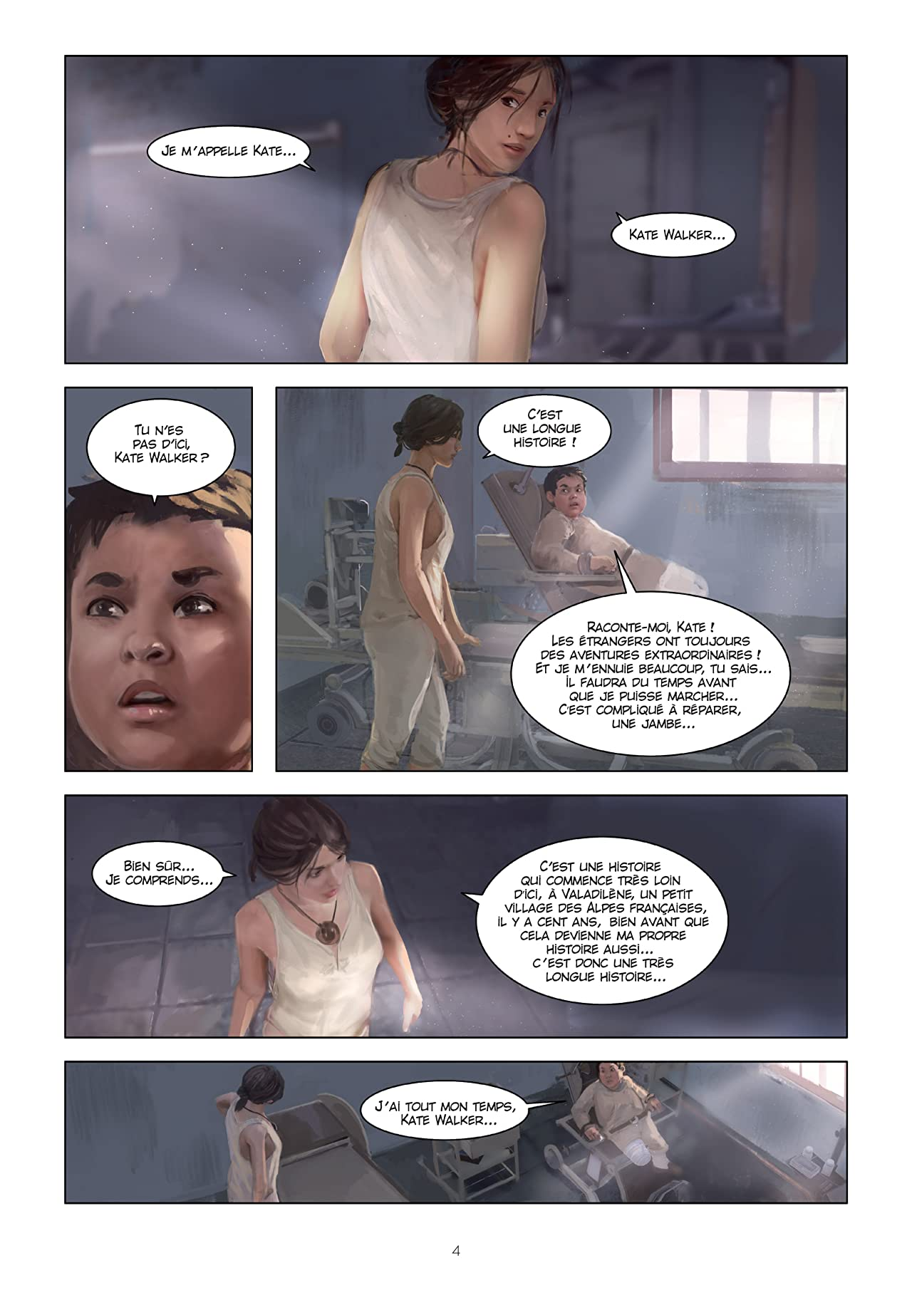 Syberia Vol. 1: Hans