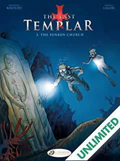 The Last Templar Vol. 3: The Sunken Church