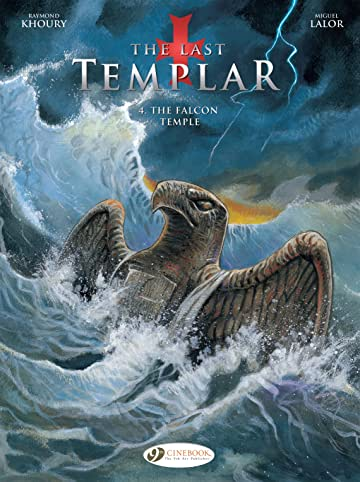 The Last Templar Vol. 4: The Falcon Temple