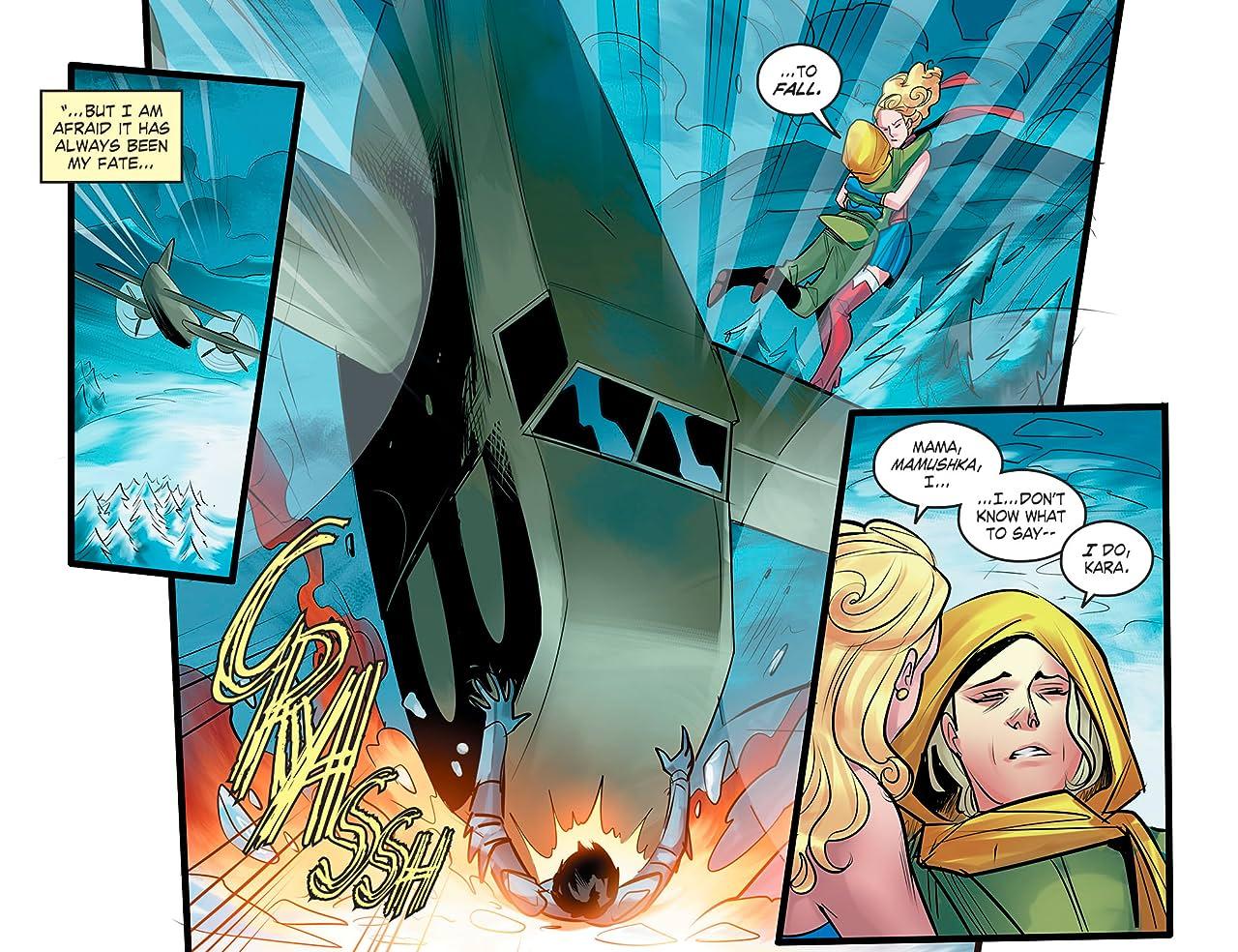 DC Comics: Bombshells (2015-2017) #95