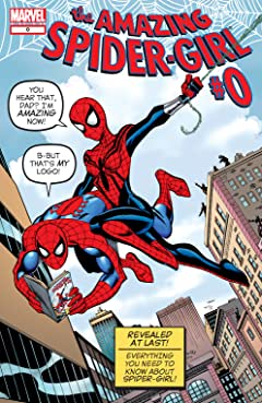 Amazing Spider-Girl (2006-2009) #0