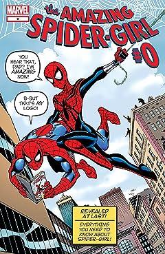 Amazing Spider-Girl (2006-2009) No.0
