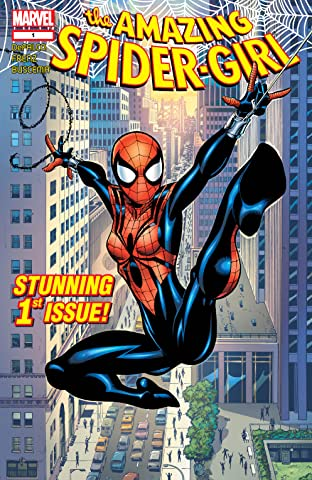 Amazing Spider-Girl (2006-2009) #1