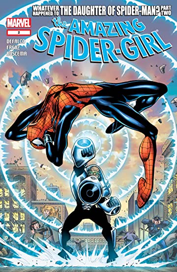 Amazing Spider-Girl (2006-2009) #2