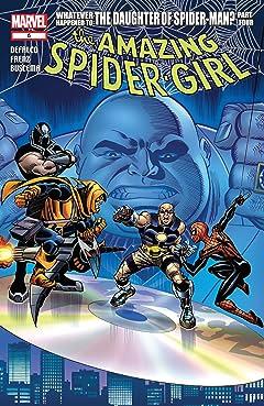 Amazing Spider-Girl (2006-2009) No.5