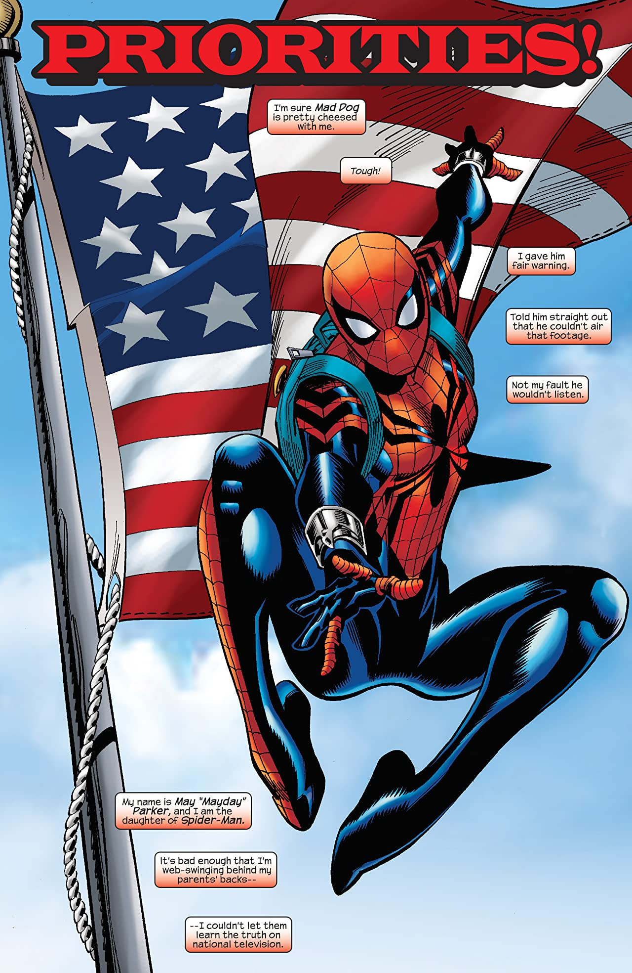 Amazing Spider-Girl (2006-2009) #5