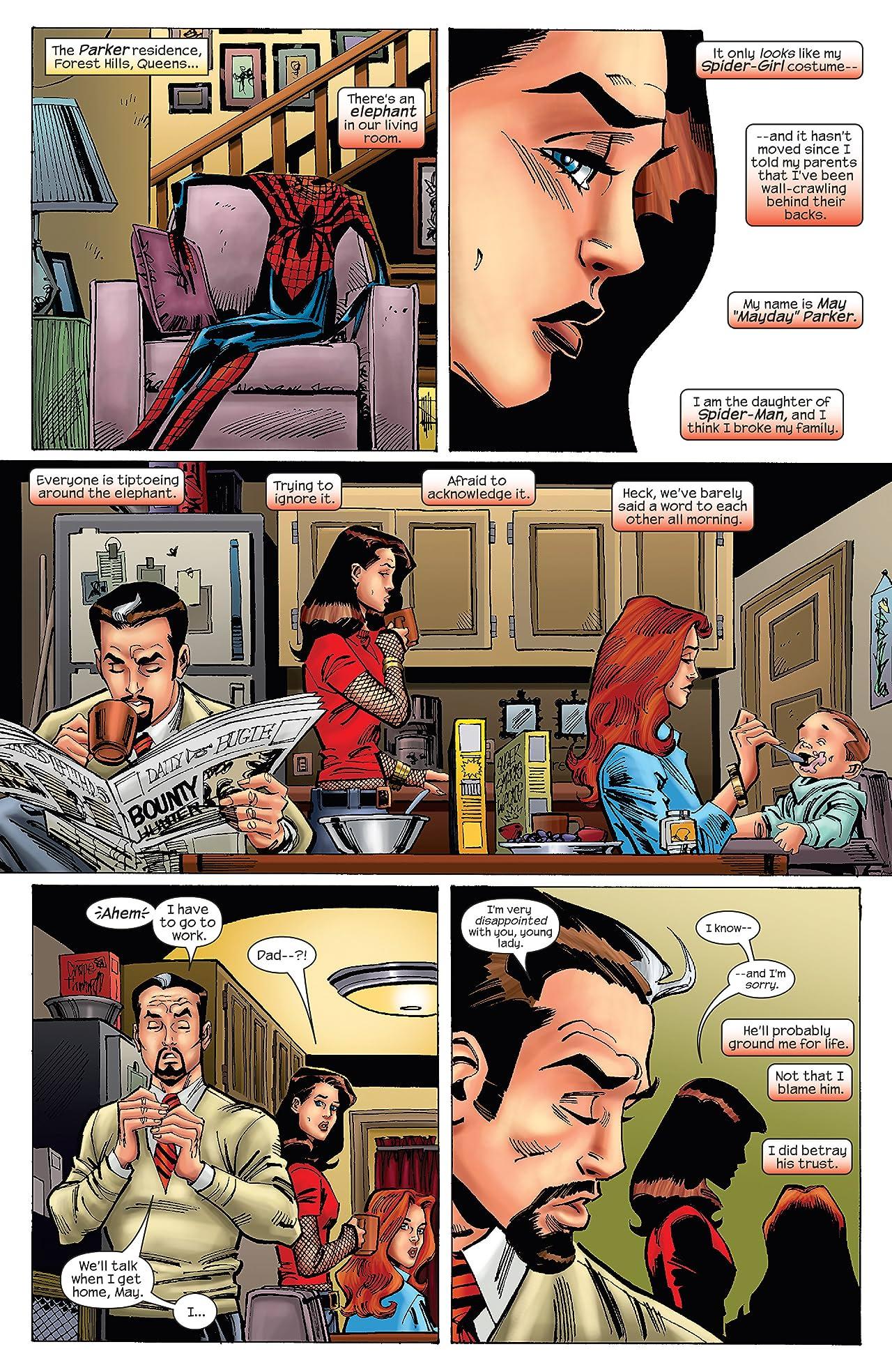 Amazing Spider-Girl (2006-2009) #7