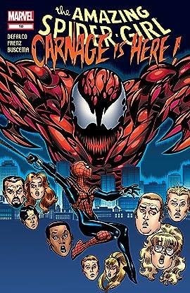 Amazing Spider-Girl (2006-2009) No.10