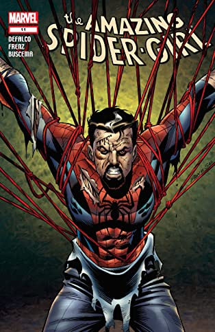 Amazing Spider-Girl (2006-2009) #11