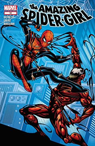 Amazing Spider-Girl (2006-2009) #12
