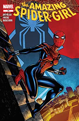 Amazing Spider-Girl (2006-2009) #14