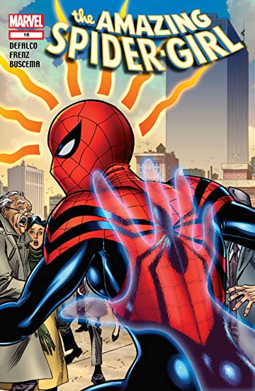 Amazing Spider-Girl (2006-2009) #16