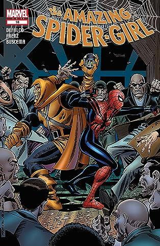 Amazing Spider-Girl (2006-2009) #18