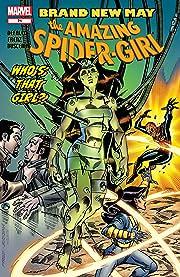 Amazing Spider-Girl (2006-2009) No.21