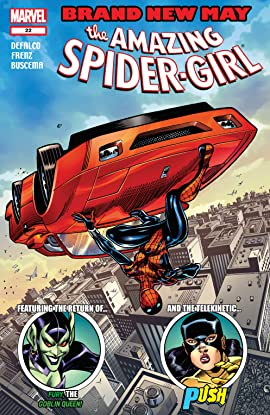 Amazing Spider-Girl (2006-2009) No.22
