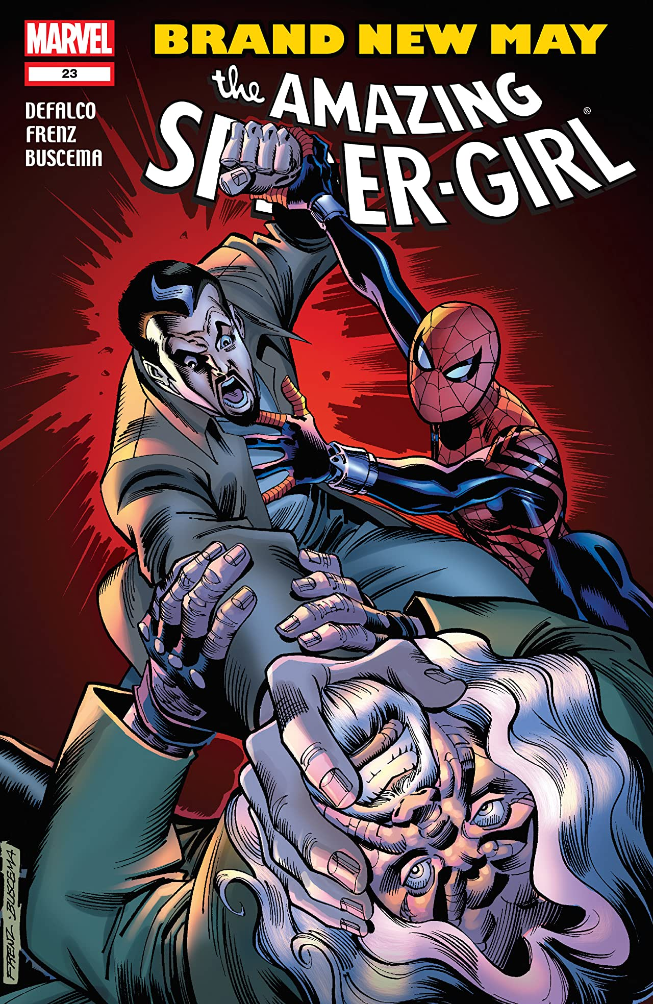 Amazing Spider-Girl (2006-2009) #23