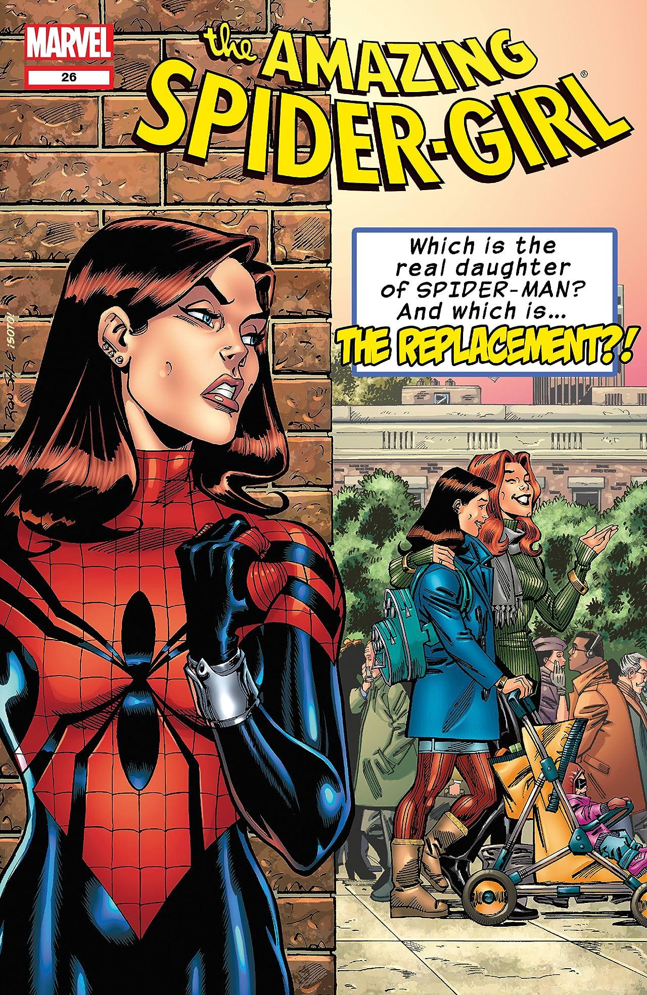 Amazing Spider-Girl (2006-2009) #26