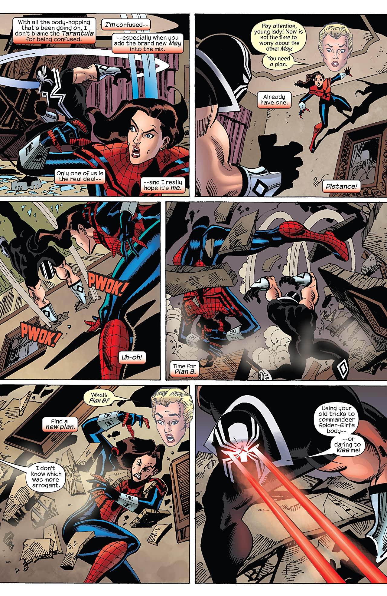 Amazing Spider-Girl (2006-2009) #28