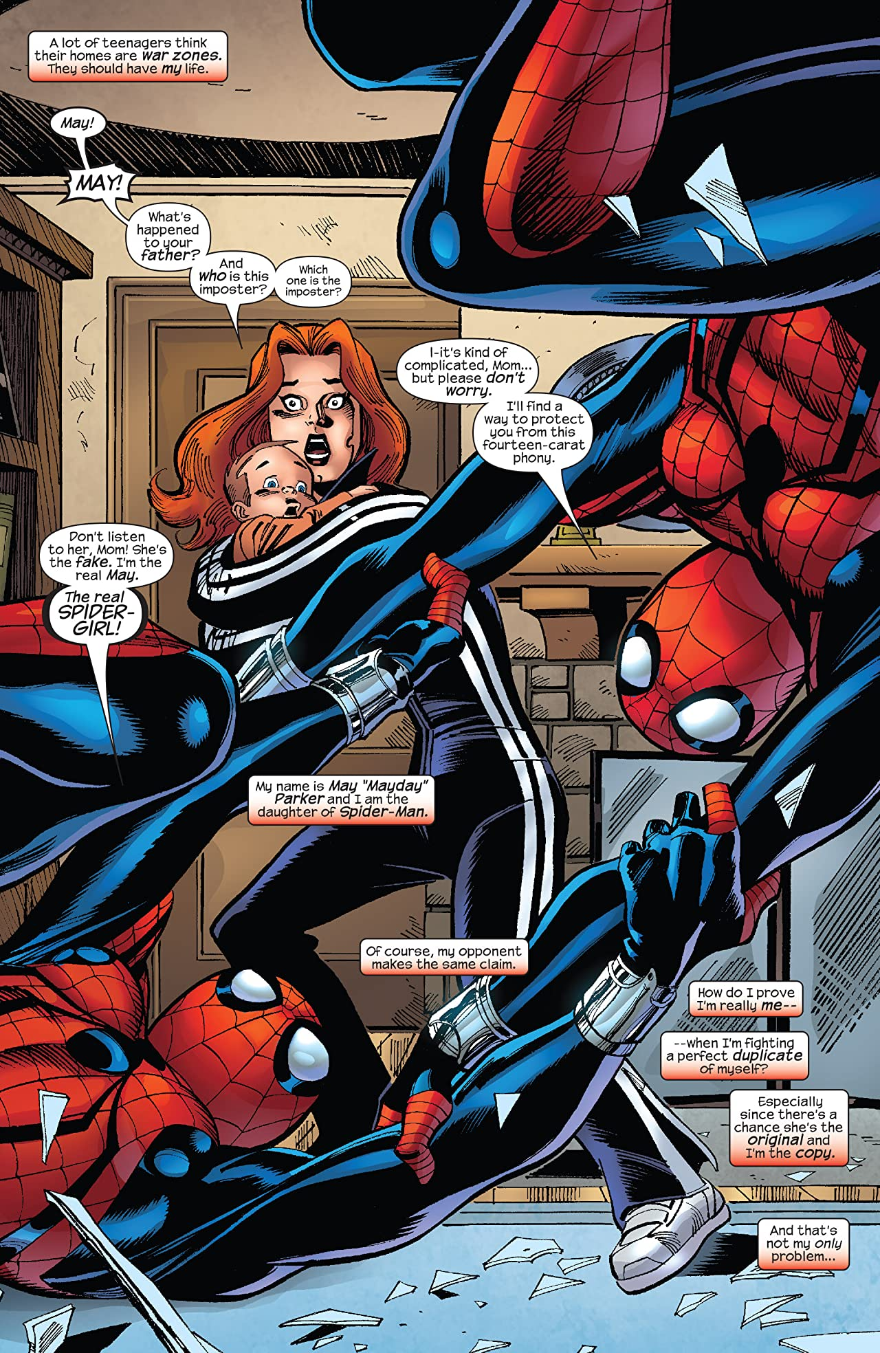 Amazing Spider-Girl (2006-2009) #29