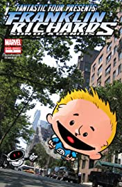 Franklin Richards: Son Of A Genius (2005) #1